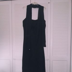Michaelangelo Black Dress